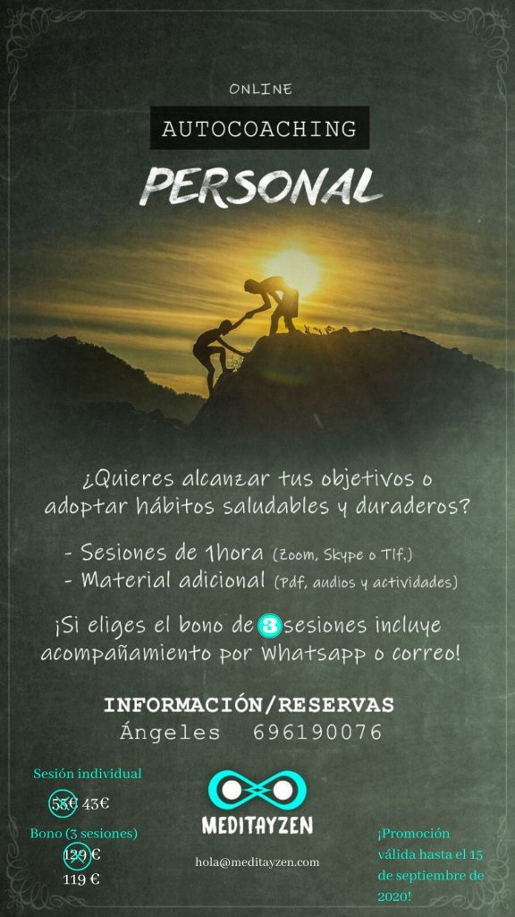 clases online coaching personal