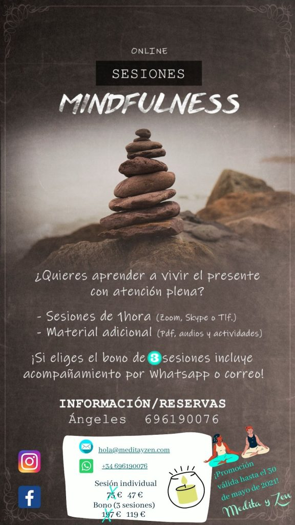clasesonlinemindfulness